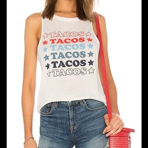 CHASER Tacos Tank Top